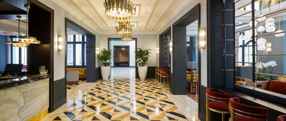 Ameron Frankfurt Neckarvillen Boutique Hotel