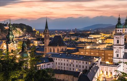 Limousinservice in Salzburg